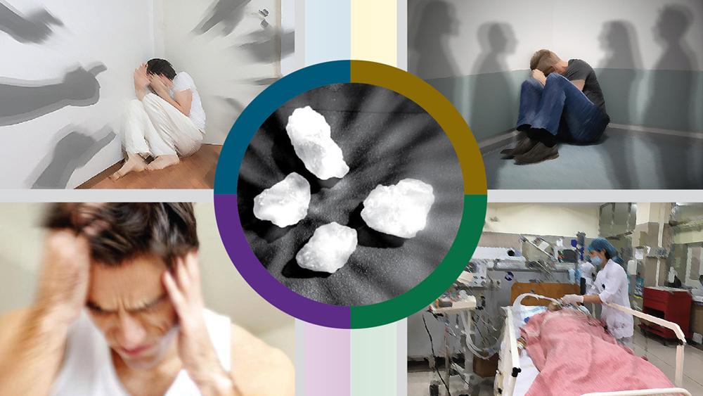 Các tác hại của ma túy ketamine